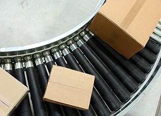 custom Conveyor and sortation system