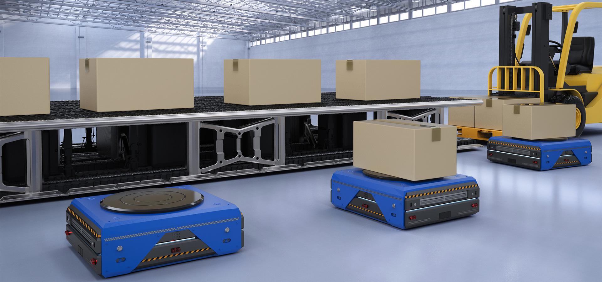 Robotics in warehousing solutions
