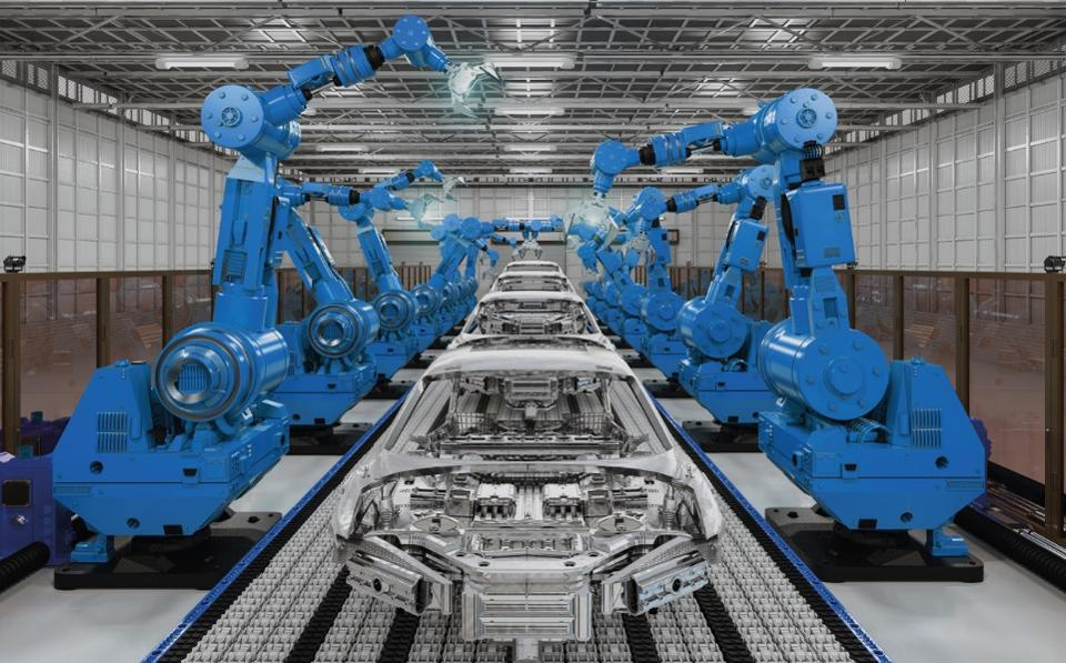 Manufacturing Warehouse Automation